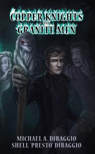 Copper Knights and Granite Men book cover