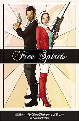 Book Review: Free Spirits by Richard Rohlin and Benjamin Feehan (Grapple Gun Universe)